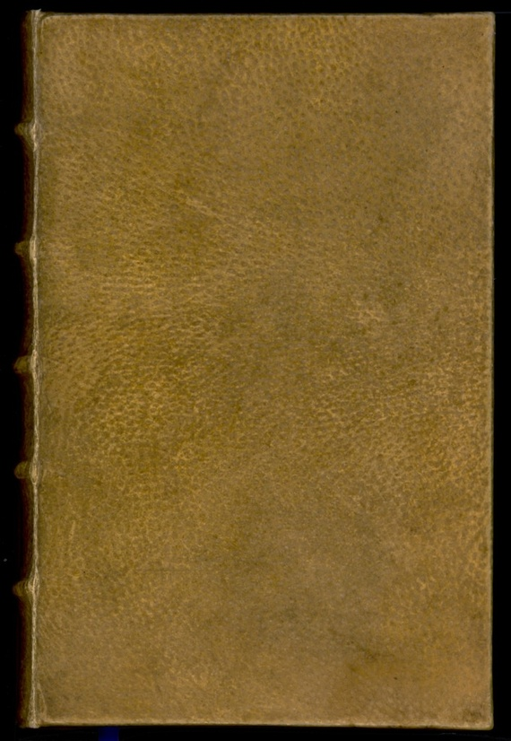 Bound in Human Skin Yup, This Book Really Is Bound in Human Skin