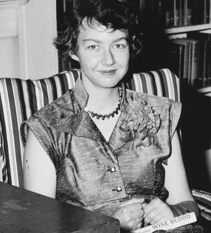 flannery oconnorwise blood1 Emory acquires archive of author Flannery OConnor
