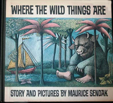 Where the wild things are2 Maurice Sendaks Rare Book Collection is Subject of New Lawsuit